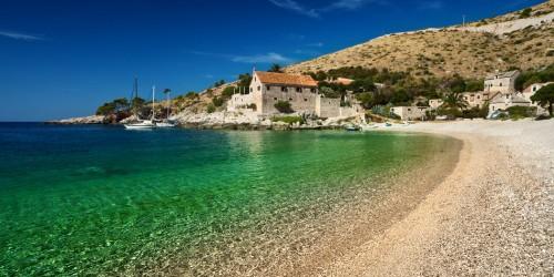 Dubovica beach island Hvar 001