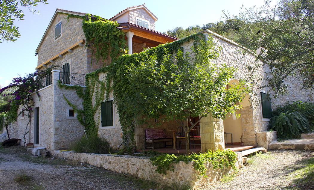 Villa Benedeta Dubovica, Island Hvar