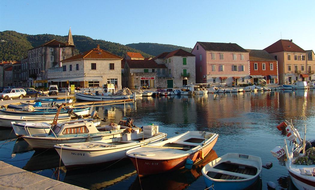 Island Hvar - Stari Grad