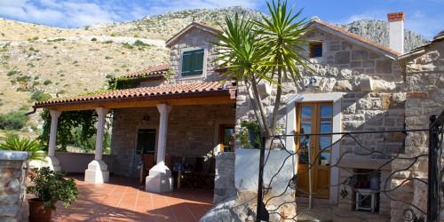 Villa Benedeta Dubovica Island Hvar
